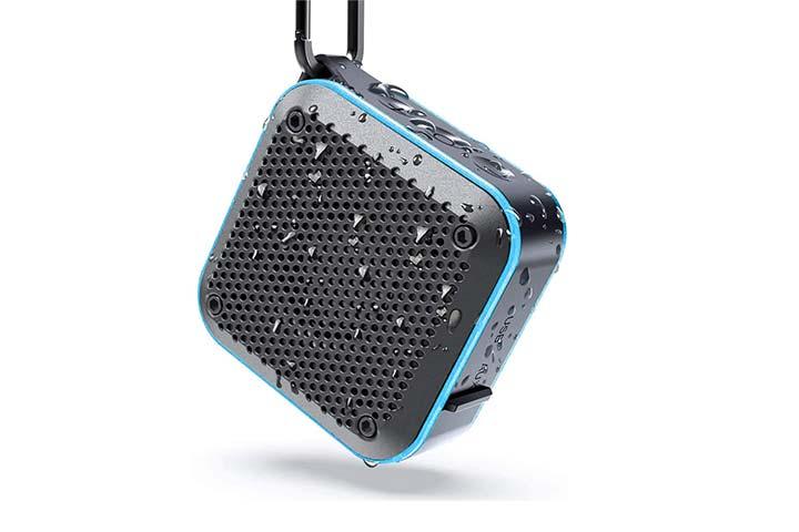 LEZII IPX7 Bluetooth Speaker
