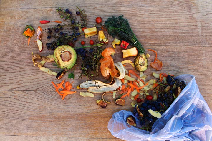 Make organic compost