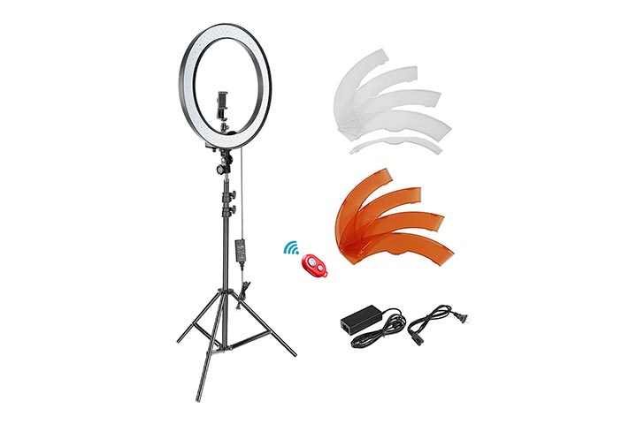 Neewer 18-inch SMD LED Ring Light Stand