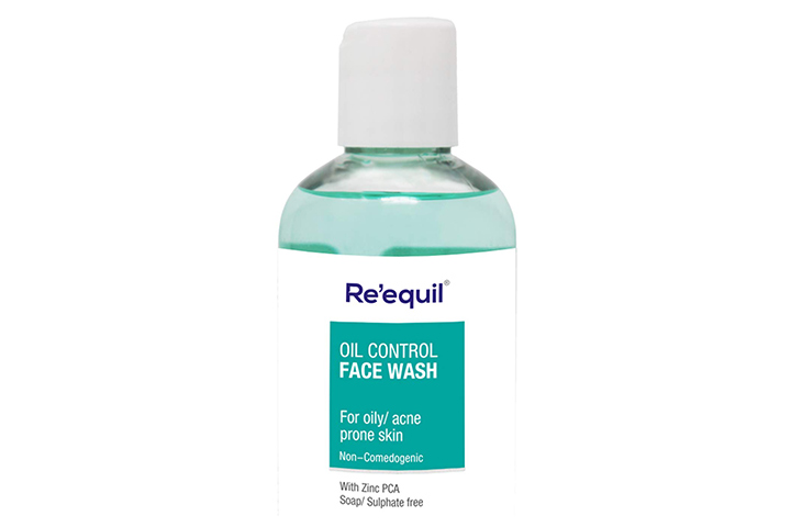 Re'equil Oil Control Face Wash For Oily Acne Prone Skin