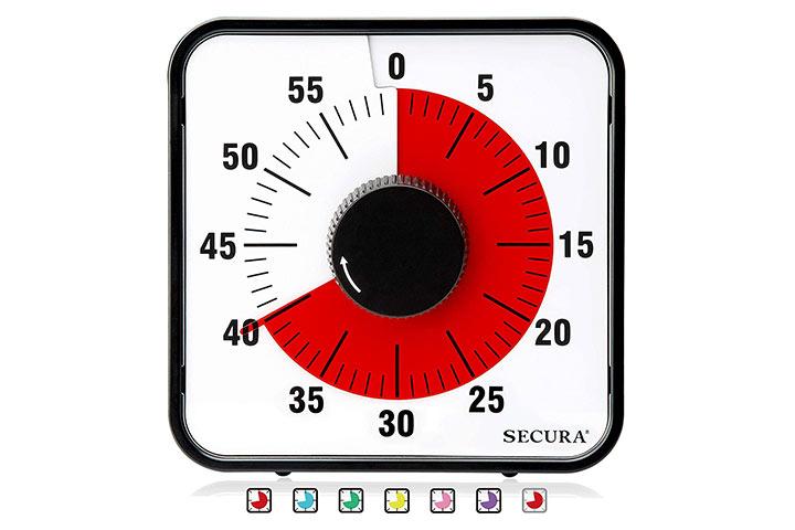 Secura Kitchen Timer