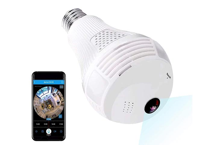 Viboos Wi-Fi Security Camera