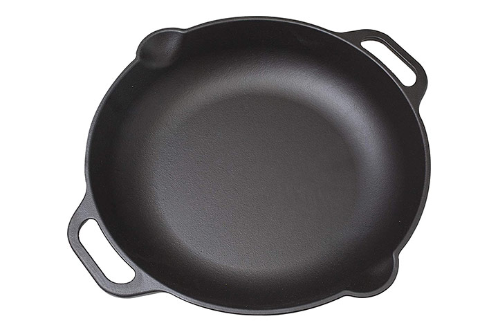 Victoria Cast Iron Paella Frying Pan