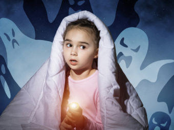 Why Do Kids Have Nightmares And How To Help Them?
