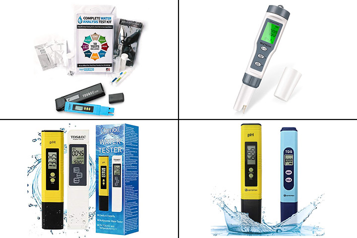 11 Best TDS Meters For Drinking Water1