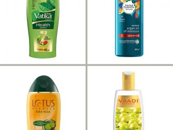 13 Best Herbal Shampoos In India In 2021