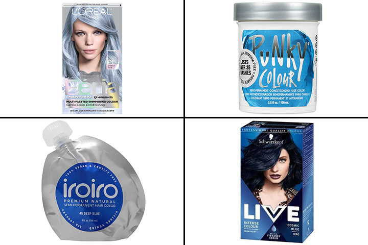 15 Best Blue Hair Dye Products In 2021