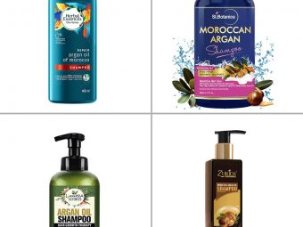 15 Best Shampoos For Frizzy Hair, In India