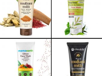 20 Best Face Washes For Women In India In 2021