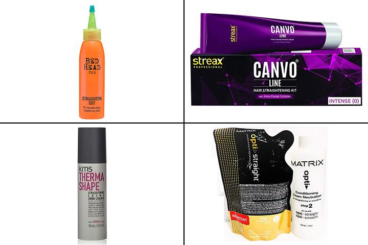 7 Best Hair Straightening Creams In India