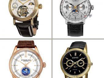 9 Best Moon Phase Watches in 2021