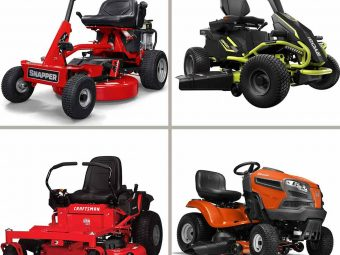 9 Best Riding Lawn Mowers To Buy In 2021