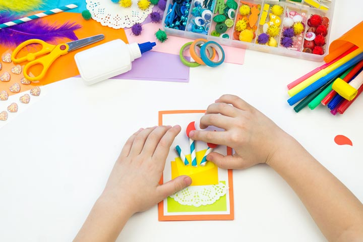 9 Easy DIY Birthday Party Crafts For Kids, With Images-1