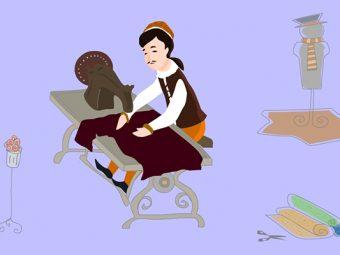 अलिफ लैला - दर्जी की जुबानी नाई की कहानी