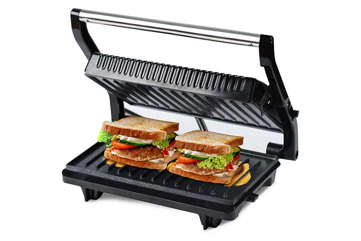 BELL SM515 Panini Grill Sandwich Maker