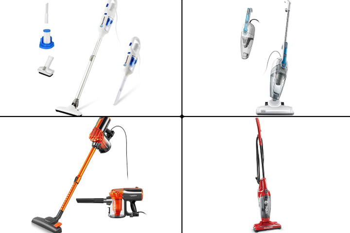 Best Corded Stick Vacuums To Buy