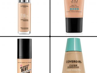 11 Best Foundations For Oily Skin In India In 2021