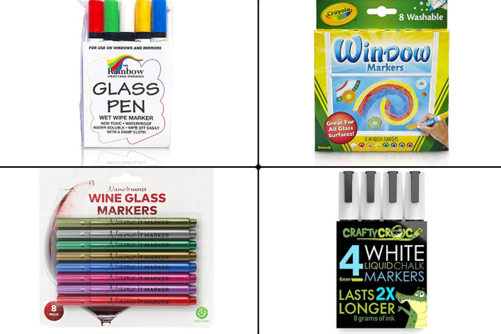 Best Markers To Write On Glass In