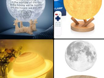 11 Best Moon Lamps To Buy In 2021