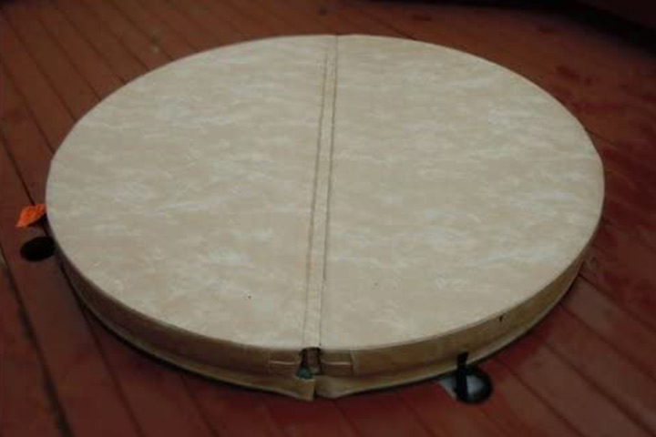BeyondNice Round Hot Tub Cover
