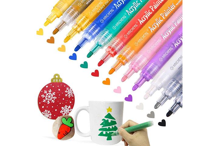 CH HAICHENG Acrylic Paint Pens