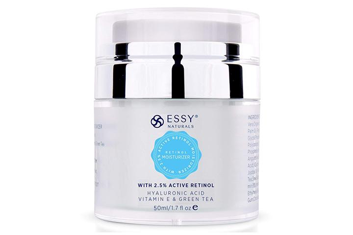 Essy Retinol Cream for Face and Eye Area