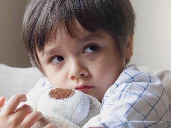 Fear In Children: What's Normal, Causes And How To Help Them
