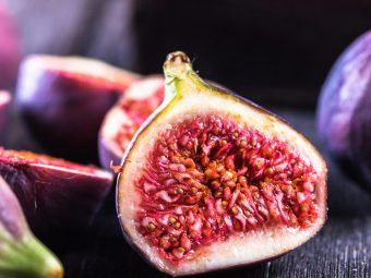 Figs For Babies: Safety, Right Age, Benefits And Recipes