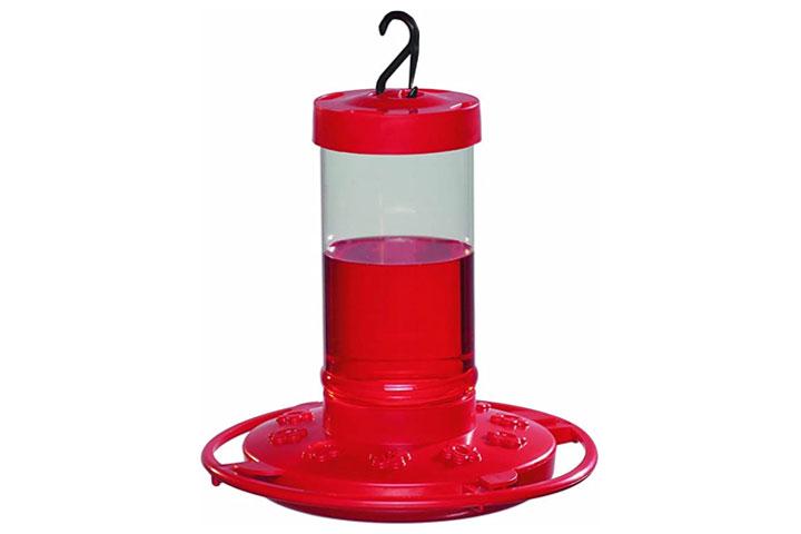 First Nature Red Hummingbird Feeder