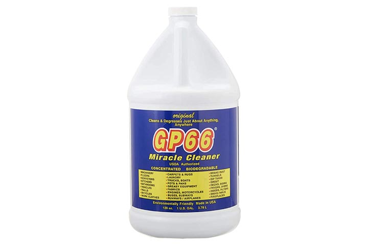 GP66 Green Miracle Cleaner Gallon