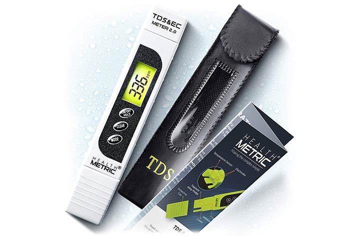 Health Metric TDS Meter