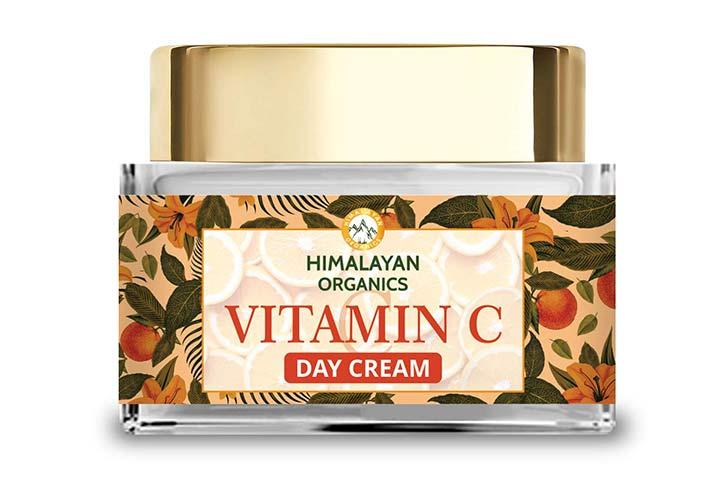 Himalayan Organics Vitamin C Face Cream