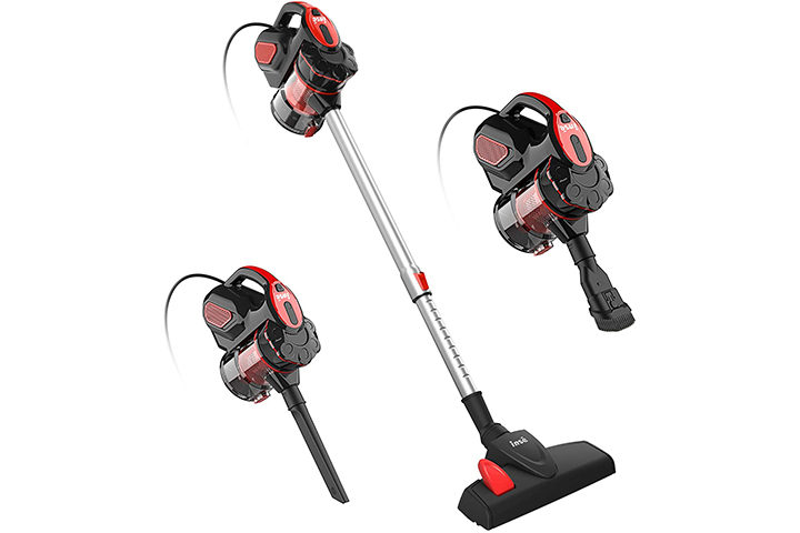 INSE Corded I5 Stick Vacuum Cleaner