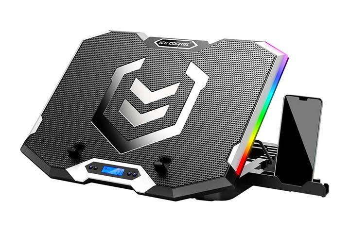 Ice Coorel RGB Laptop Cooling Pad