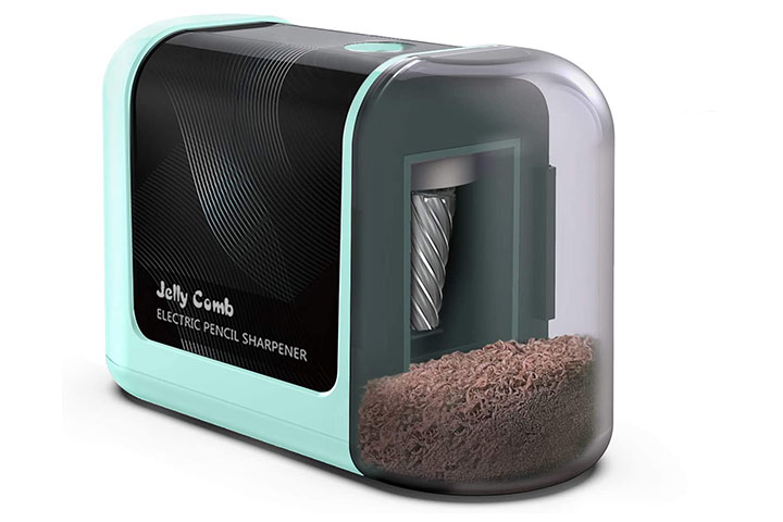 Jelly Comb Electric Pencil Sharpener