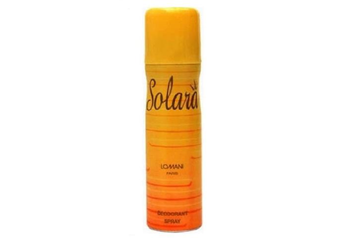 Lomani Paris Solara Deodorant Spray