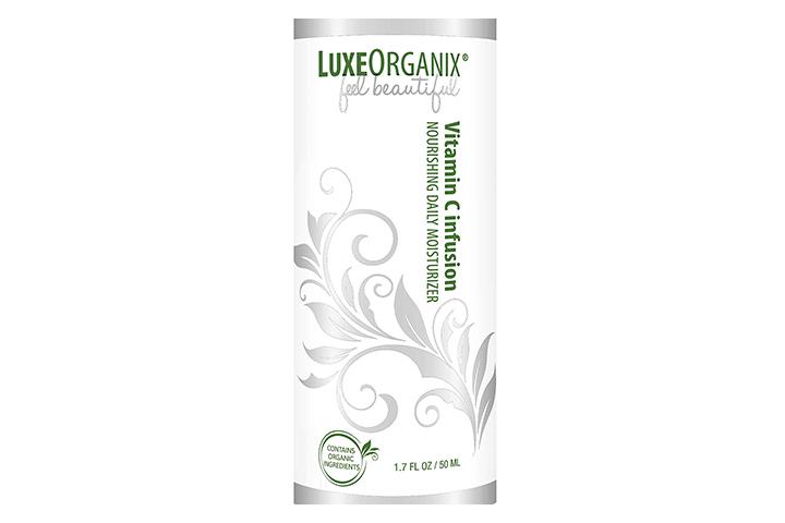LuxeOrganix Vitamin C Moisturizer