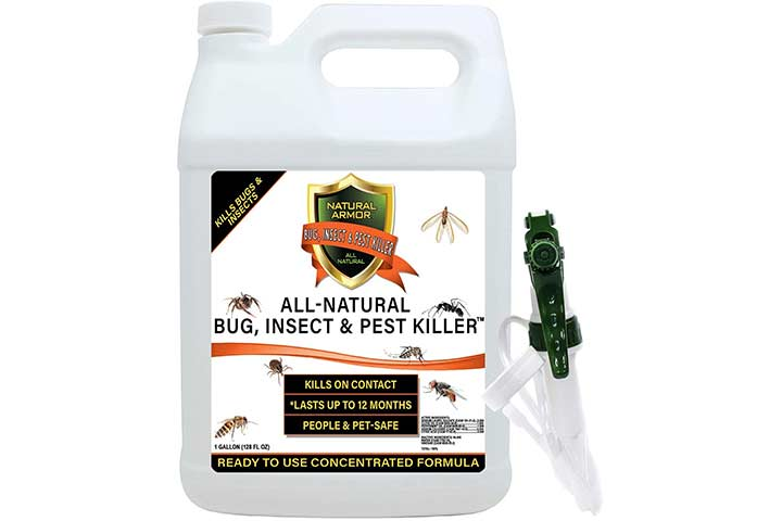 Natural Armour All- Natural Bug, Insect and Pest Killer