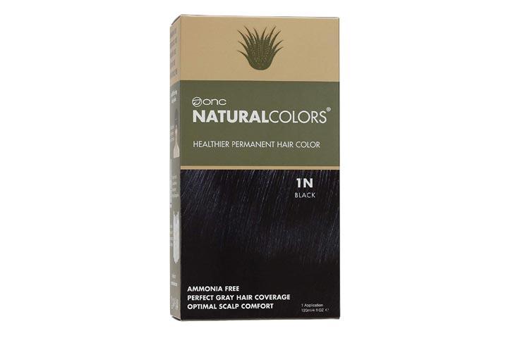 ONC Natural Color 1N Black