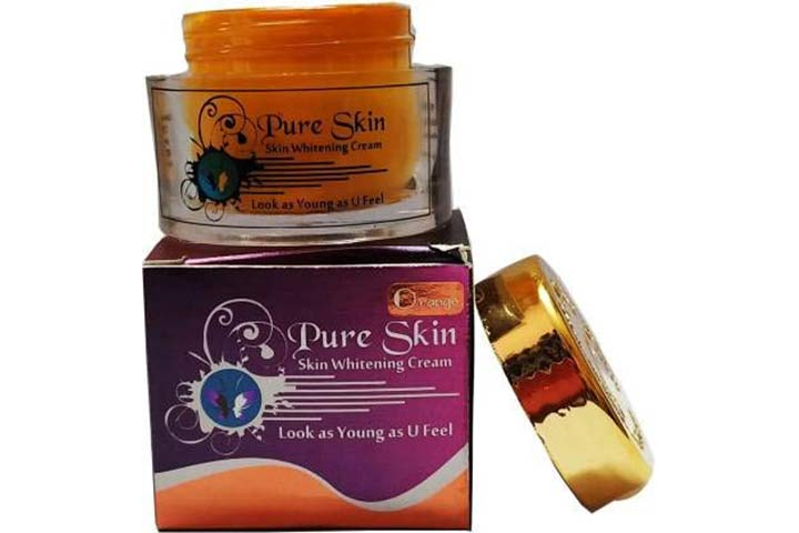 Pure Skin Whitening Cream