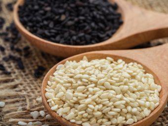 छोटे बच्चों के लिए तिल के फायदे व नुकसान | Sesame Seeds (Til) For Babies In Hindi