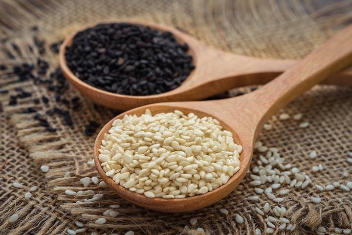 Sesame Seeds (Til) For Babies In Hindi