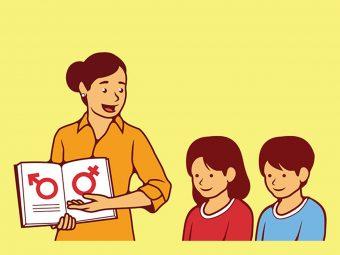 बच्चों के लिए यौन शिक्षा का महत्व व इसके फायदे   Sex Education For Children In Hindi