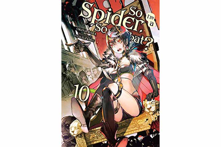 So, I'm A Spider, So What Vol. 10