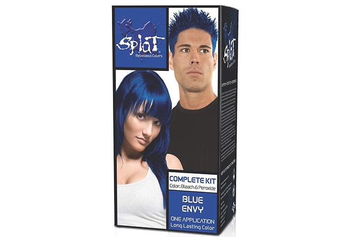 Splat Rebellious Semi Permanent Fantasy Hair Color Kit