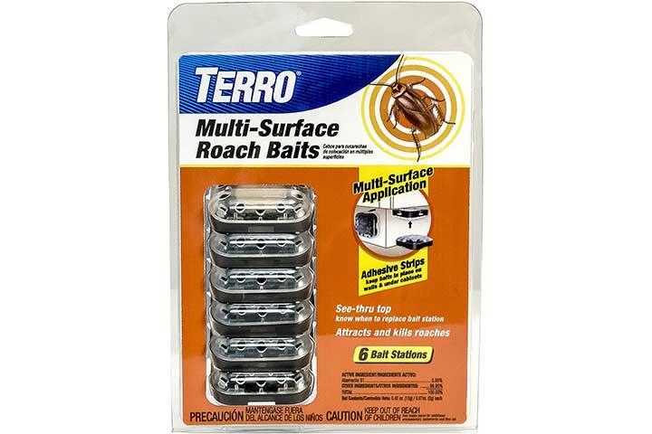 Terro Multi Surface Roach Killer
