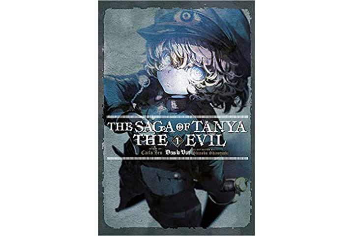 The Saga Of Tanya The Evil, Vol. 1 Deus lo Vult
