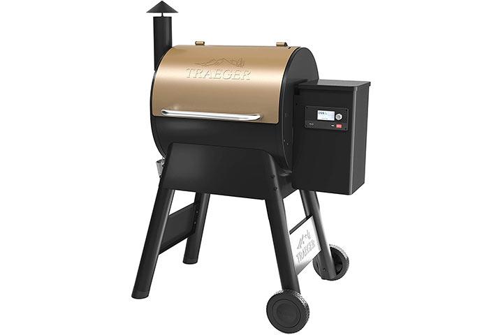 Traeger Pro Series 575 Grill Smoker