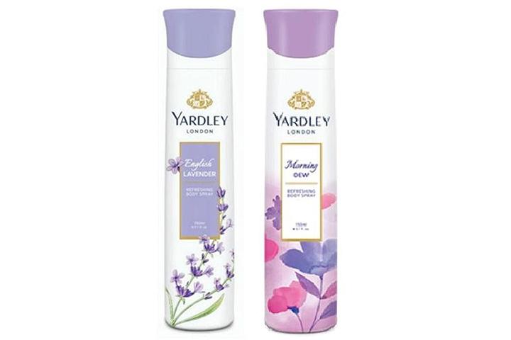 Yardley London Deodorant For Women