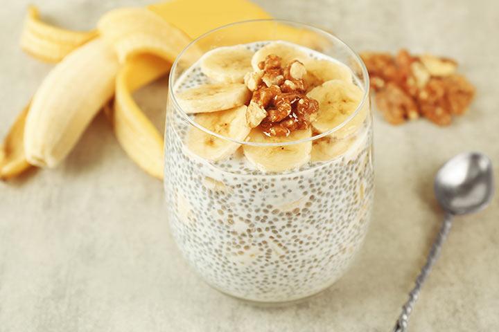 chia-seeds-pudding-banana-hazelnut
